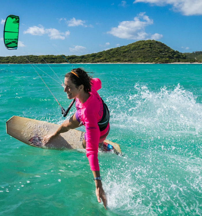 Learn Kitesurf in Antigua
