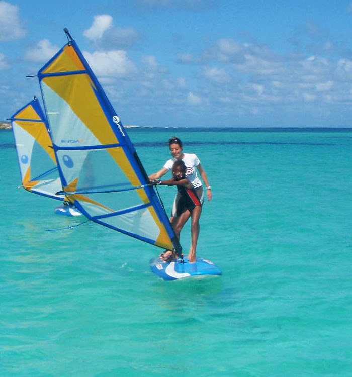 Learn Windsurf in Antigua