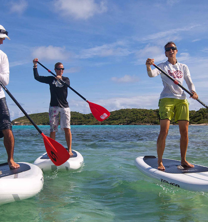 Learn SUP in Antigua